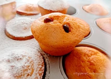 Raisins Vanilla Cupcakes