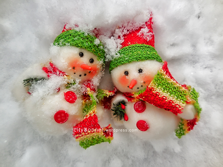 snowdolls